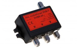 Obrázek výrobku: rozbočovač DVB-T 3x aktivní