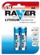 Výrobek: Baterie RAVER FR6 lithiová tužková