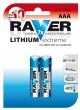 Výrobek: Baterie RAVER FR03 lithiová mikrotužková