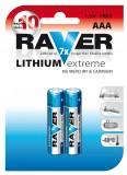 Obrázek výrobku: Baterie RAVER FR03 lithiová mikrotužková