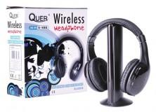 Obrázek výrobku: QUER 5v1 bezdrátová sluchátka