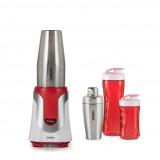Obrázek výrobku: DOMO DO 449 BL smoothie mixér a shaker v jednom