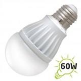 Obrázek výrobku: Žárovka LED A60 E27/230V 10W denní bílá