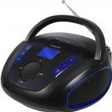 Obrázek výrobku: SENCOR SRD 230 BBU USB/MP3 radiopříjímač