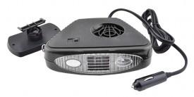 Obrázek výrobku: 3v1 přídavné topení / ventilátor / LED lampa