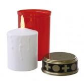 Obrázek výrobku: LED hřbitovní svíčka TIPA