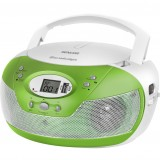 Obrázek výrobku: SENCOR SPT 229 GN rádio s CD/MP3/USB