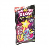 Obrázek výrobku: Efekt tyčinky svítící, party sada 40 kusů pro dívky