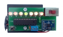 Obrázek výrobku: stavebnice Elektronická vodováha