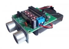 Obrázek výrobku: stavebnice Ultrazvukový měřič vzdálenosti